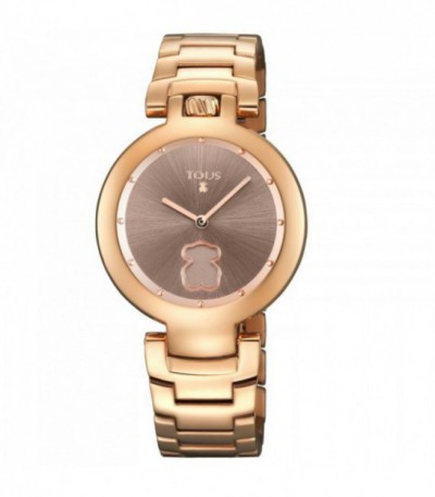 Reloj tous crown esf rose brazalete 700350280