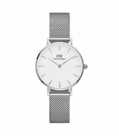 Reloj Daniel Wellington Petite Sterling White DW00100220