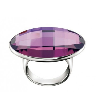 Anillo- Calvin Klein Continuity Purple Glass KJ10BR011207