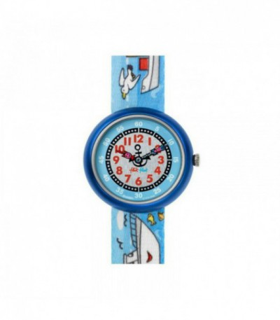 Reloj Flik Flak Sea Anchor FBN061