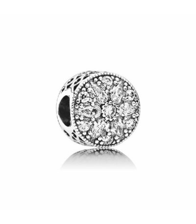 Charm Plata Circonita Abstract 791762CZ
