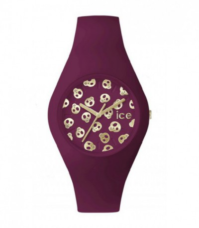 Reloj Ice Watch Skull Morado ICE.SK.DAM.U.S.15