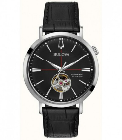 Reloj Bulova Automatic Collection 96A201