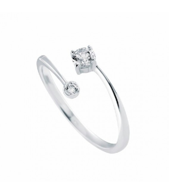 Anillo Diamonfire Sweet Con 2 Circonitas 6117761082