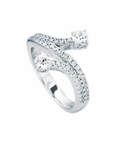 Anillo Diamonfire Plata 6109291082