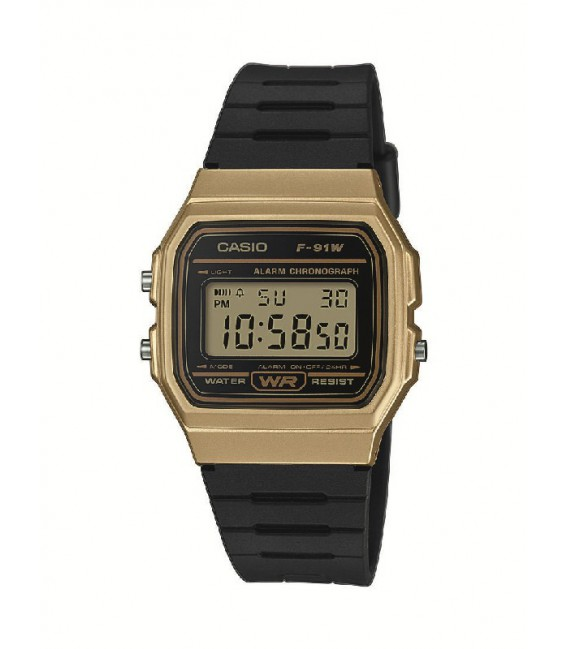 Reloj Casio Unisex Digital F-91WM-9AEF