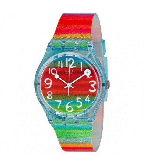 Reloj Swatch- Color The Sky GS124