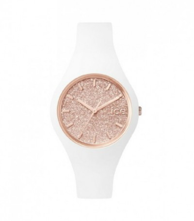 Reloj Ice Watch Glitter - White Rose Gold - Small ICE.GT.WRG.S.S.15