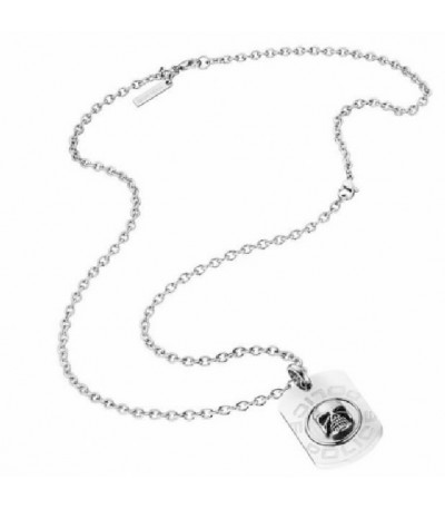 Police Renegade Necklace Ss 500+200Mm S14AIF01C