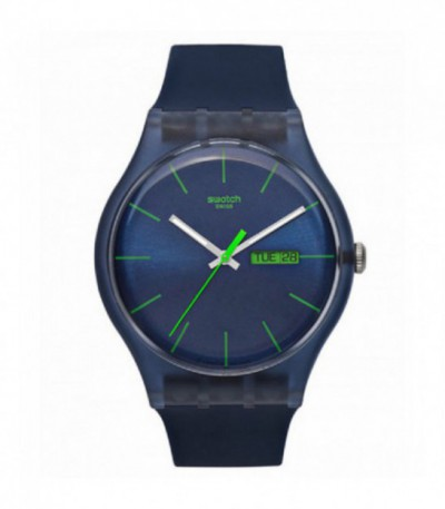 Reloj Swatch Blue Rebel SUON700