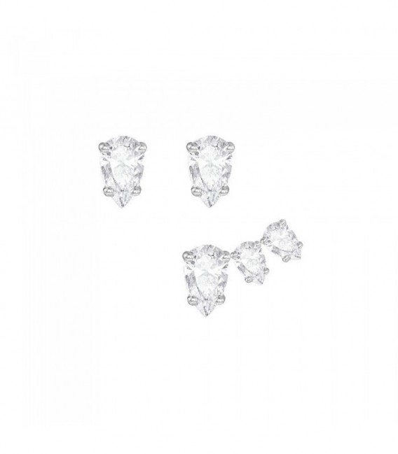 Set Swarovski Attract Pear 5274076