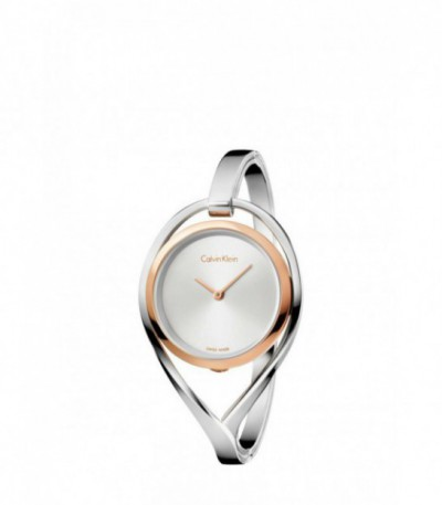 Reloj Calvin Klein Light Medium Bangle Bicolor K6L2MB16