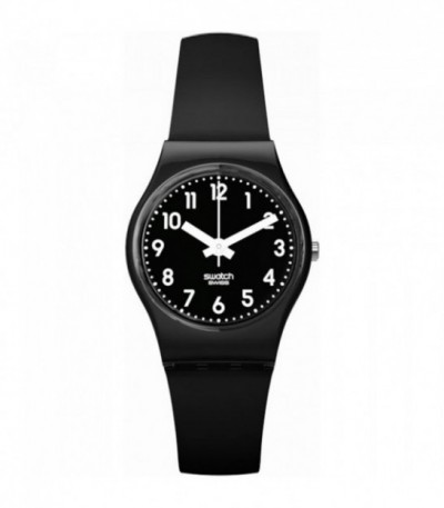 Reloj Swatch Lady Black Single LB170E