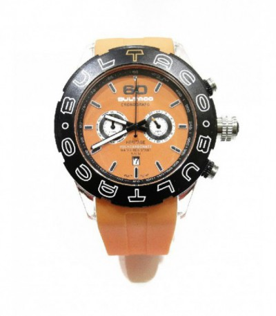 Reloj Bultaco Orange P48CX01