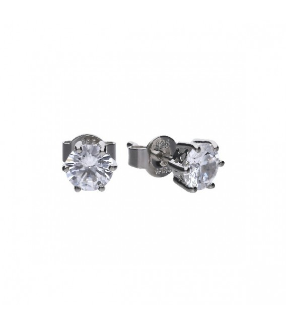 Pendientes Diamonfire Solitarios Con Engaste De Garra - 5.65 Mm 6212661082
