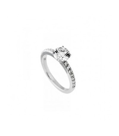 Anillo Diamonfire Solitario Talla Brillante 6115271082
