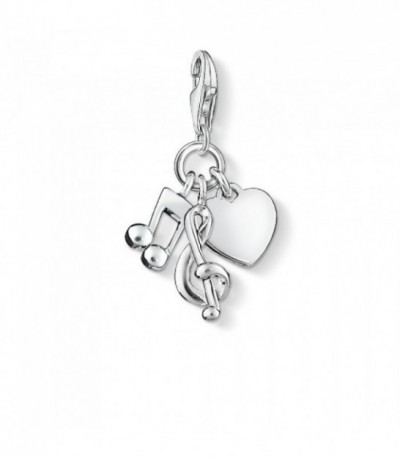 Charm Thomas Sabo Love Music 0854-001-12