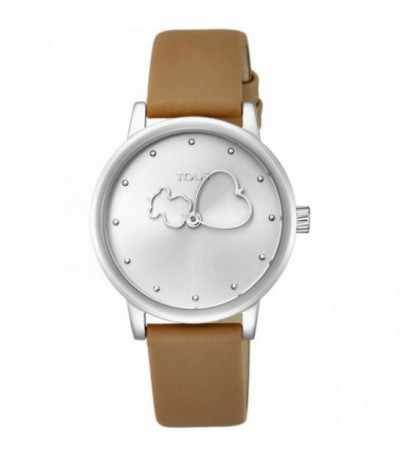 Reloj Tous Bear Time Marrón 800350930