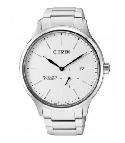 Reloj Citizen Automático Supertitanium NJ0090-81A
