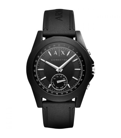 Reloj Armani Exchange Connected Negro AXT1001