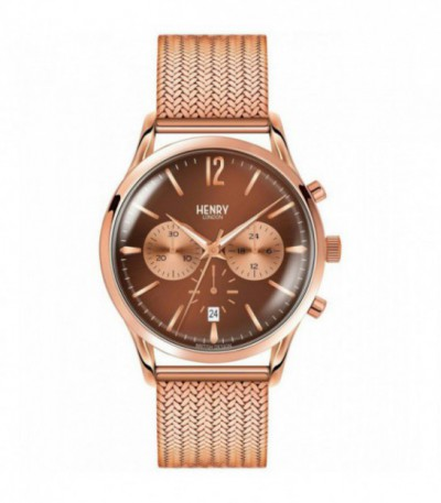 Reloj Henry London Harrow Cronógrafo HL41-CM-0056