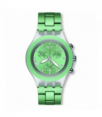 Reloj Swatch Full Blooded Mint SVCK4056AG