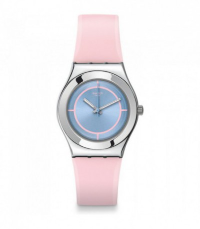 Reloj Swatch Rose Punch YLS182