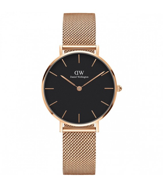 Reloj Daniel Wellington MelRose Black DW00100161