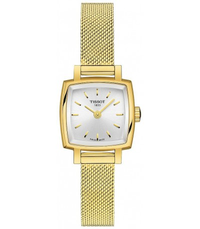 Reloj Tissot Lovely Square T0581093303100