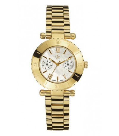 Reloj Guess Collection Diver Dorado 27513L1S