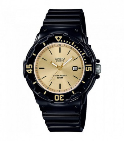 Reloj Casio Collection Black&Gold LRW-200H-9EVEF