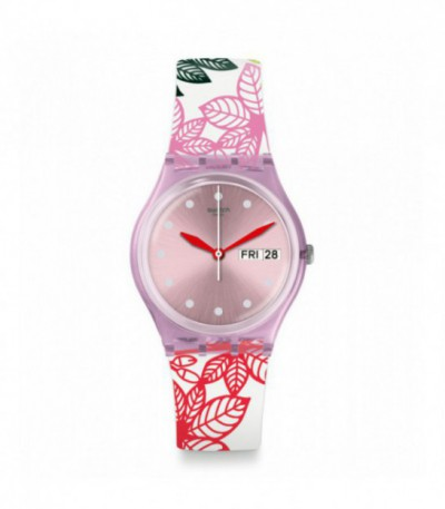 Reloj Swatch Summer Leaves GP702