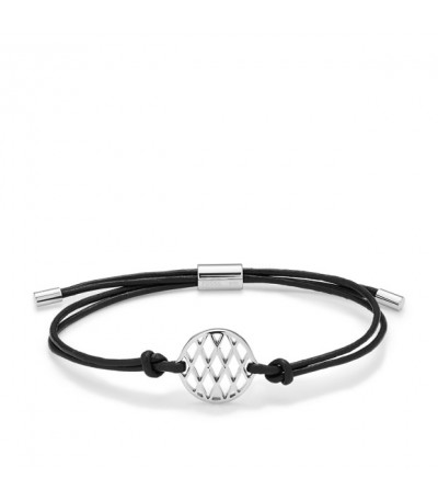 Pulsera Fossil Diamond Form JF02725040
