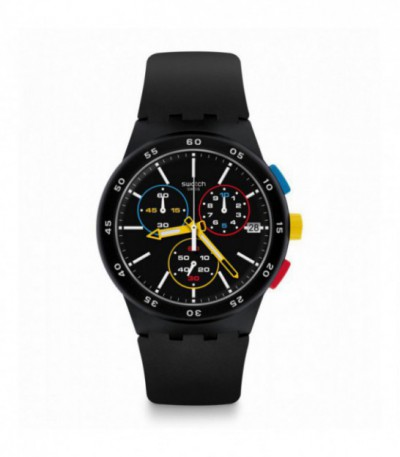 Reloj Swatch Black One SUSB416