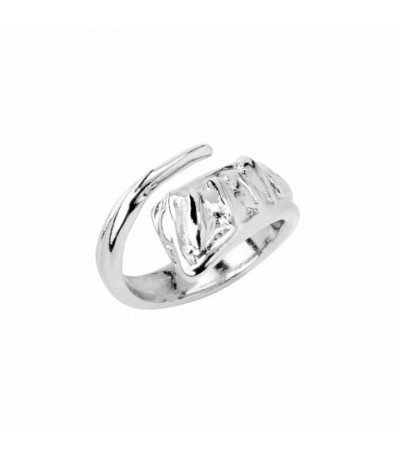 Anillo UNOde50 Tickle With A Feather ANI0622MTL00015
