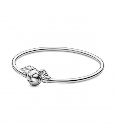 Pulsera Pandora Harry Potter con cierre Snitch - 598619C00
