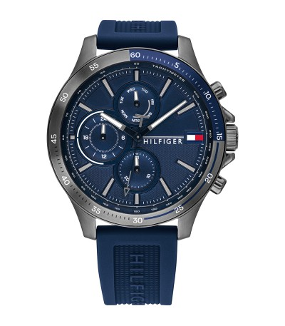Reloj Tommy Hilfiger Bank Blue 1791721