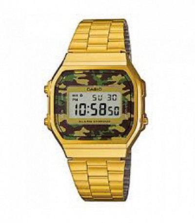 Reloj Casio Collection Vintage Camuflaje A168WEGC-3EF
