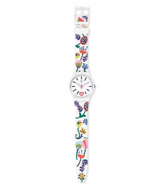 Reloj Swatch Just Flowers GW213