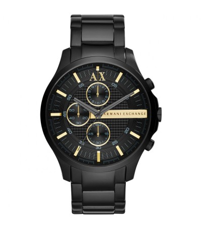 Reloj Armani Exchange Black Gold AX2164