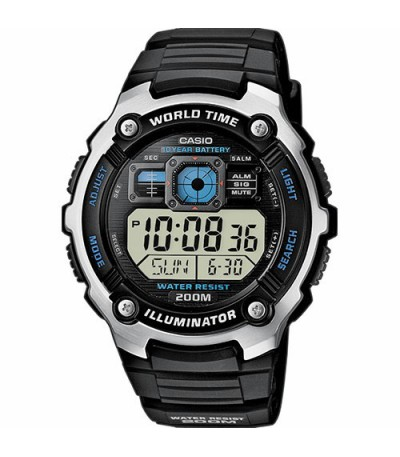 Reloj Casio Collection Barato AE-2000W-1AVEF