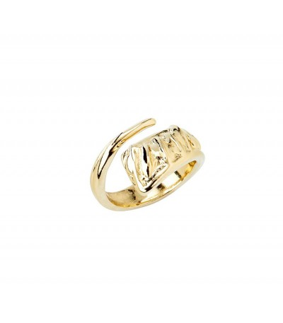 Anillo UNOde50 A Tickle With a Feather - ANI0622ORO000