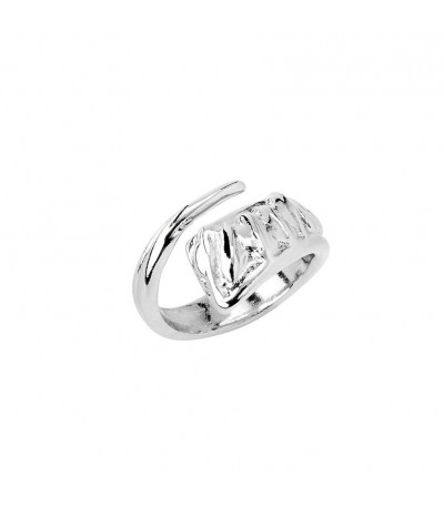 Anillo UNOde50 Tickle With A Feather - ANI0622MTL000