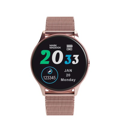 Smartwatch Mark Maddox +2º Correa Regalo MS1000-70