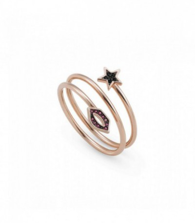 Anillo Nomination Sweetrock Lips&Star 148011/039
