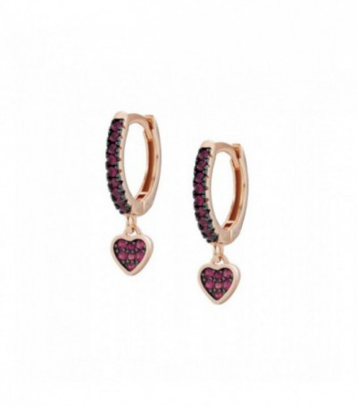 Pendientes Nomination Sweetrock Hearts 148016/002