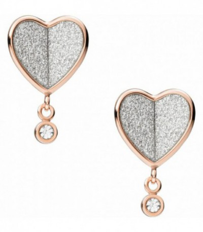 Pendientes Fossil Love Glam JF03646791