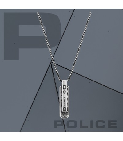 Collar Police Stave