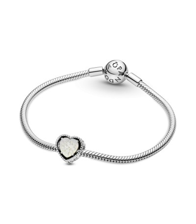 Charm Pandora Family Forever and Always