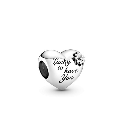 Charm Pandora Mom Lucky To Have You 799364C00